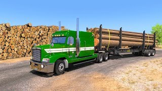 [LIVE🔴] GREATEST GAME IN THE WORLD - Logging Company    American Truck Simulator Gameplay