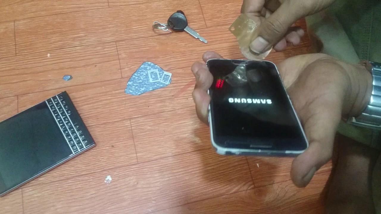 Cara Buka Lcd Samsung E5 Youtube