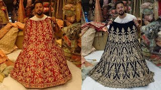 Celebrity Lehenga Design | Bollywood Style Lehnega, Sherwani, Suit Saree In Retail | घर बैठे मंगवाए