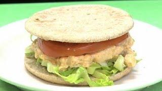 Chicken Salad Sandwich With Thousand Island Recipe : Chicken Salads & Sandwiches