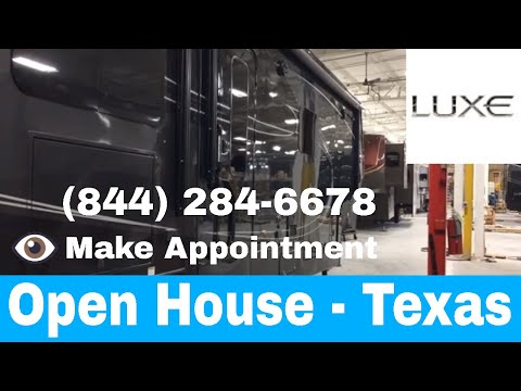Open house - Texas Showroom - Near Dallas RV Show