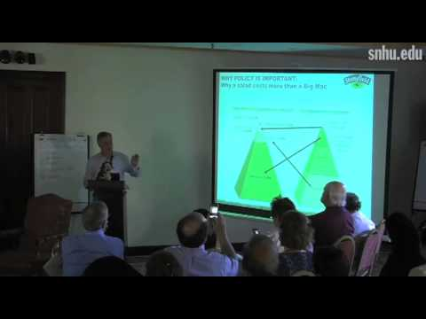 Halki Summit: Gary Hirshberg's Presentation on Economy and Innovation