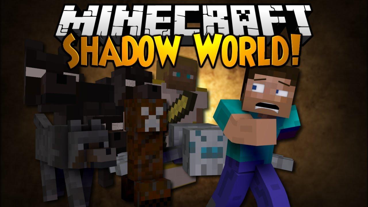 shadow craft mod