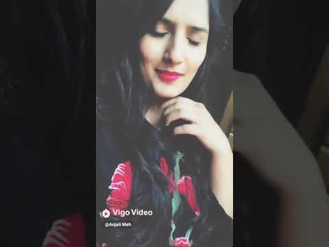Tum bhi mujhse pyar karlo..dhadkan song Vigo video by adorable music 😊