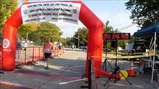 Montvale PBA Annual 5k, 9/20/2014