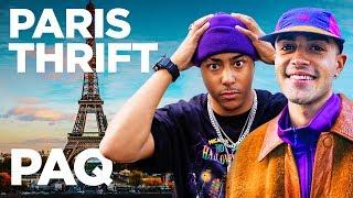 Thrifting in Paris… (100 Euro Budget!)
