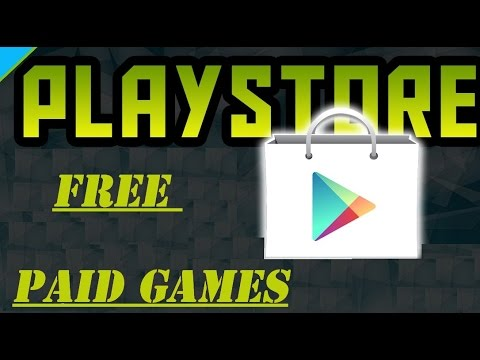 How To Download Paid Games For Free From Playstore New