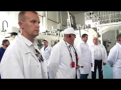 Визит полномочного представителя президента РФ в Невинномысск