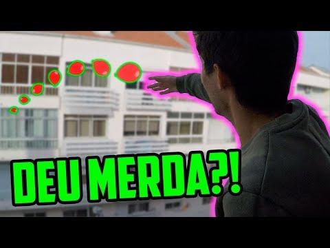 ATIREI BALÃO DE ÁGUA À MINHA VIZINHA (DEU MERDA?!)