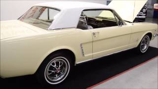 1965 Ford Mustang Coupe