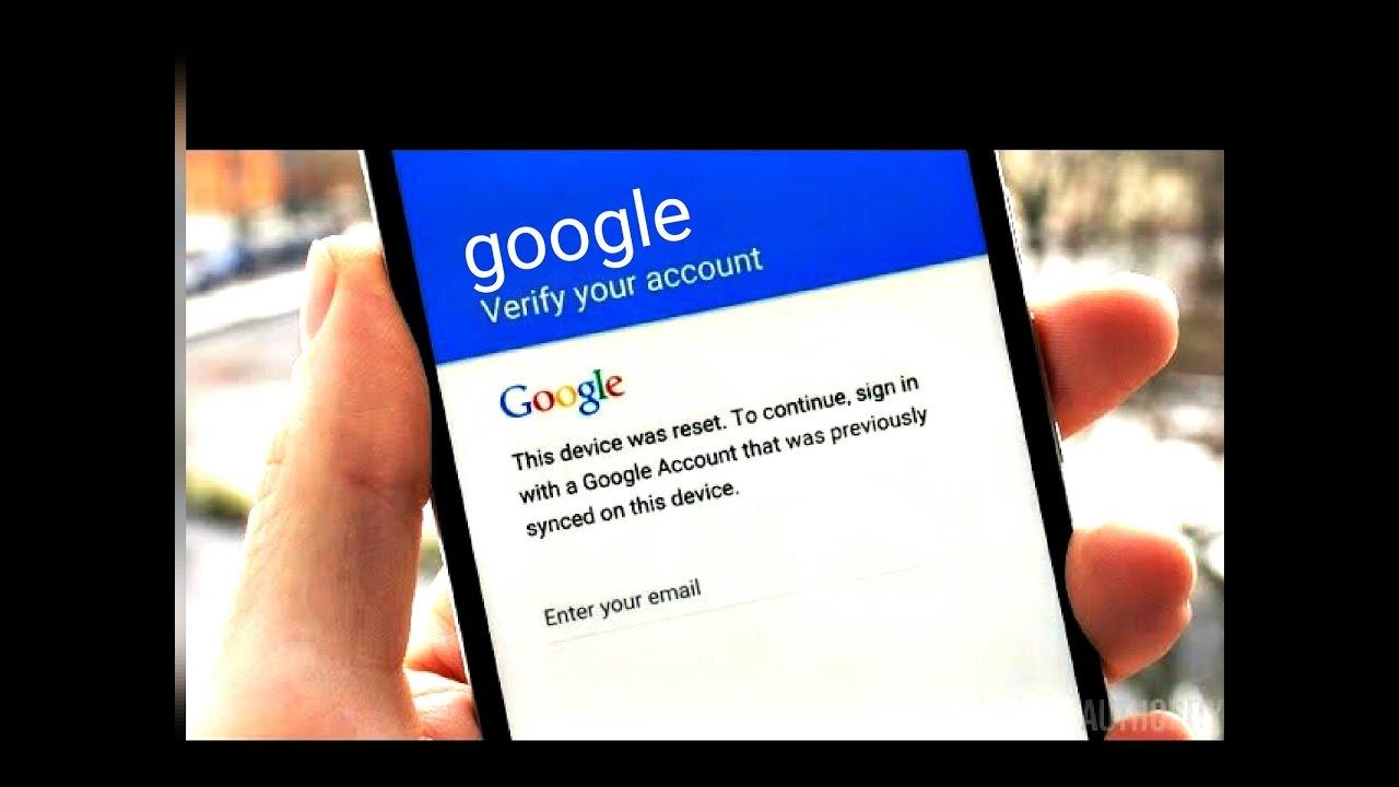 desbloquear telefono android cuenta google 2017