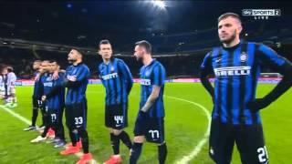 Серия пенальти кубка италии между командами Интер-Ювентус