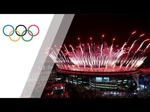 Highlights: The Rio 2016 Closing Ceremony