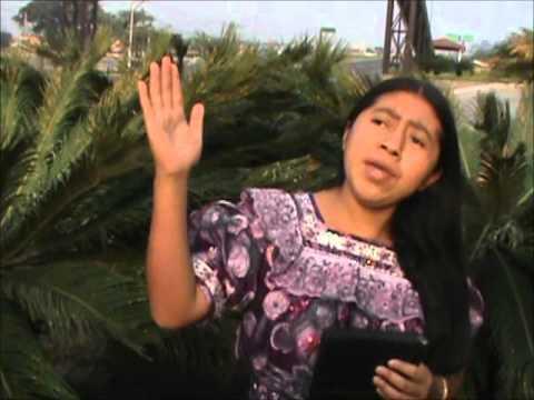 Encarnaciona Ramos clip 02 joyaj el quiche