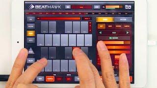 5 beats fast on an iPad app