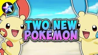 2 NEW POKEMON FROM THE 6TH GYM UPDATE! - Roblox Pokemon Brick Bronze