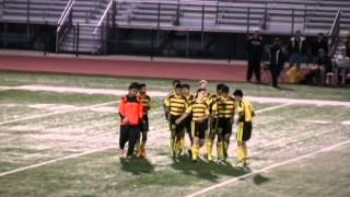 Fort Payne Boys Soccer: Playoff Video 2015