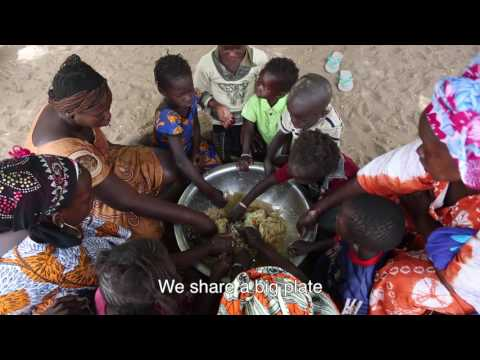 Meet Ndoumbe from Senegal - A day in her life