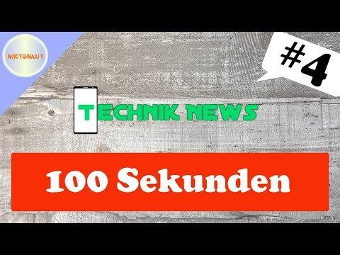 Abschaffung von Daten Roaming / Release der Nokia Smartphones  - Technik News in 100 Sekunden
