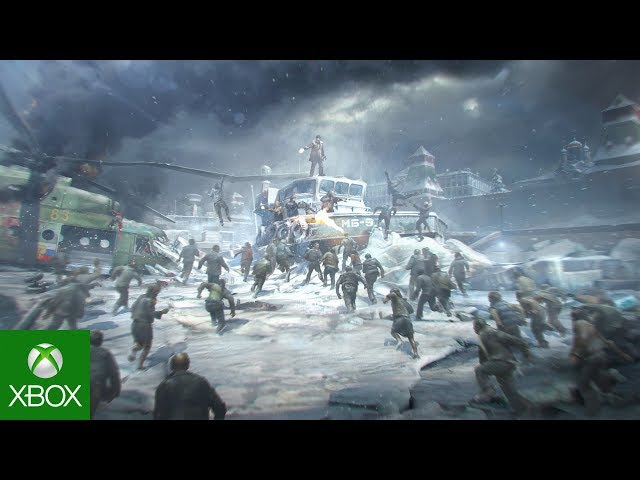 World War Z - Reveal Trailer
