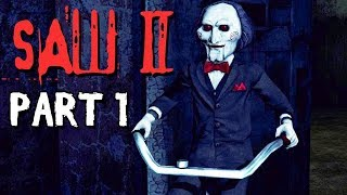 Let's Play SAW 2 Flesh and Blood Deutsch #01 - Blutiges Erwachen