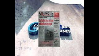 EQUINOXE TV LA REVUE DES GRANDES UNES DU 08 11 17