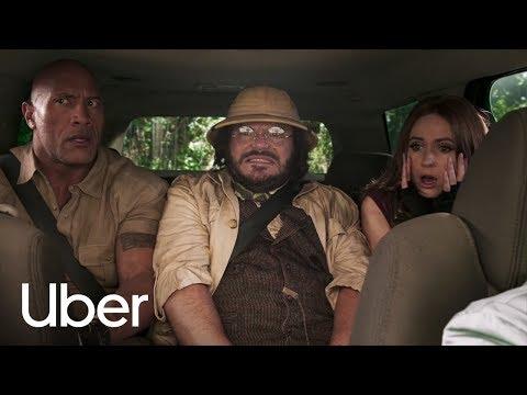 Jumanji: The Next Level | Uber