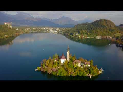 Slovenia - Must See Country in 2018 - Lake Bled