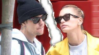 Justin Bieber & Hailey Baldwin Call Off WEDDING?