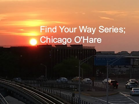 Chicago O'Hare Airport- To Short Term Parking T123