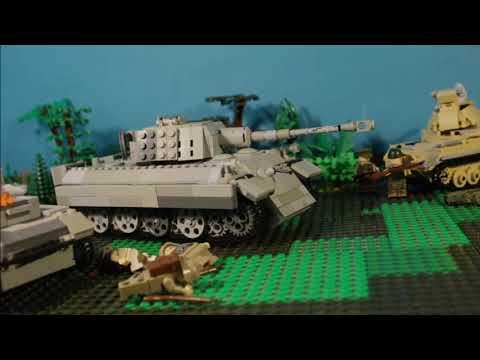Курская дуга 2 часть  ★ Лего Андрей