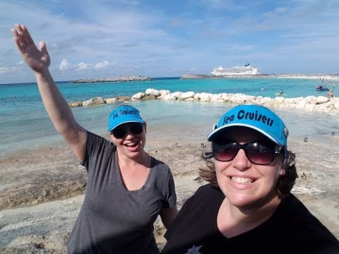 Great Stirrup Cay 🏖️ & Disembarkation :( Norwegian Cruise Vlog [ep19]