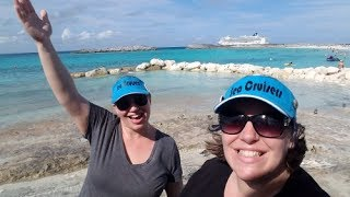 Great Stirrup Cay 🏖️ & Disembarkation :( Norwegian Cruise Vlog [ep19]