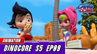 [DinoCore] Official   S05 EP09   The Grand Illusion   Best Animation for Kids   TUBA