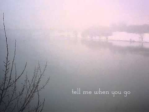tell me when you go  • [rue royale cover]