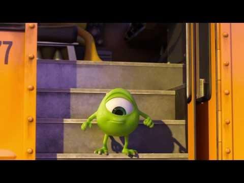 Monsters University -- Il piccolo Mike alla gita scolastica - clip dal film | HD