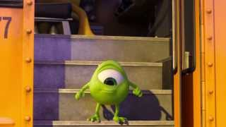 Monsters University -- Il piccolo Mike alla gita scolastica - clip dal film | HD