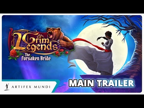 Grim Legends: The Forsaken Bride Official Mobile Trailer