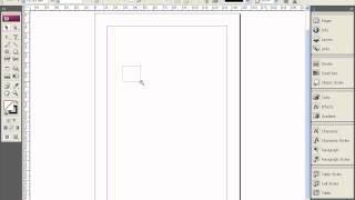 Работа с векторными контурами в Adobe InDesign