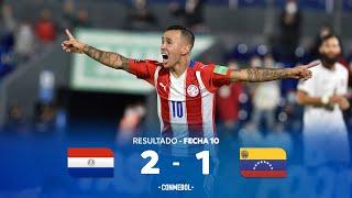 Парагвай  2-1  Венесуэла видео