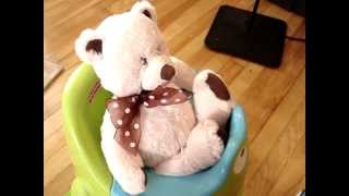 How Plush Toys can Help with Potty Training
