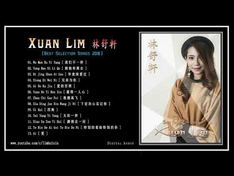 "Lagu Pilihan Terbaik "" Xuan Lim "" - Best Selection Songs 2018"