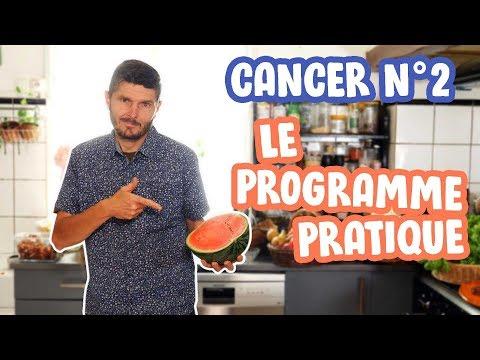 Cancer 2 : Mon programme pratique !