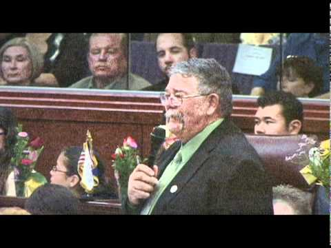 Opening Day: 76th Session of the Nevada Legislature