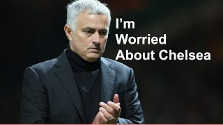 JOSE MOURINHO NOT CONVINCED ABOUT CHELSEA & FRANK LAMPARD