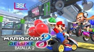Segundo Duelo   Mario Kart 8 Deluxe   Campeonato Batallas Lesk