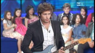 Rodrigo Guirao Diaz e Gioele Albertella