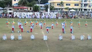 ALC DRUM AND LYRE CORP GRAND CHAMPION BALAMBAN MUNICIPAL MEET