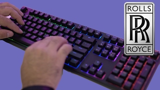 Is The Realforce RGB The Rolls Royce Of Mechanical Keyboards?