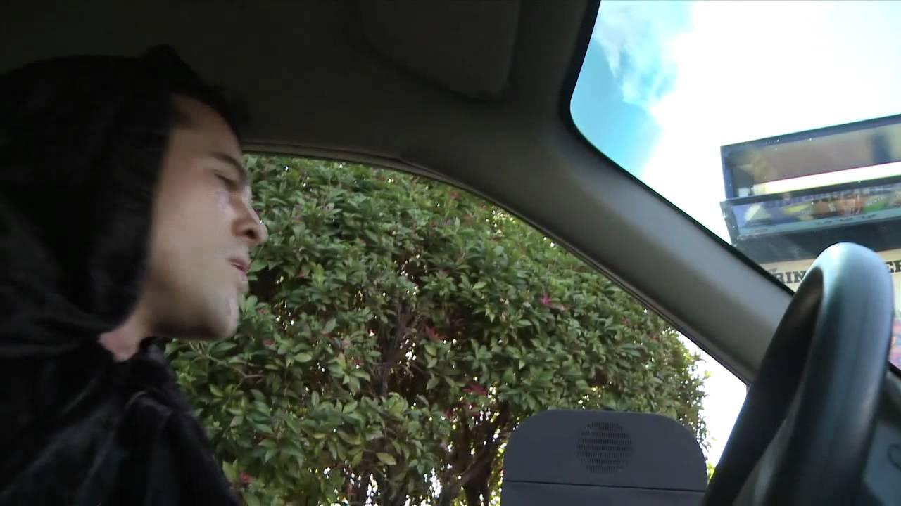 Candid Camera Star Wars : Star wars drive thru hidden camera jedis youtube